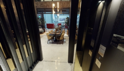 Pullman Residences – 4 Bedroom Show Unit