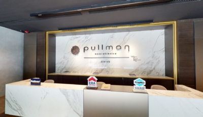 Pullman Residences – Show Suite