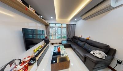 HDB Joo Seng 3D Model